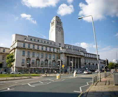 Damp proofing Leeds University